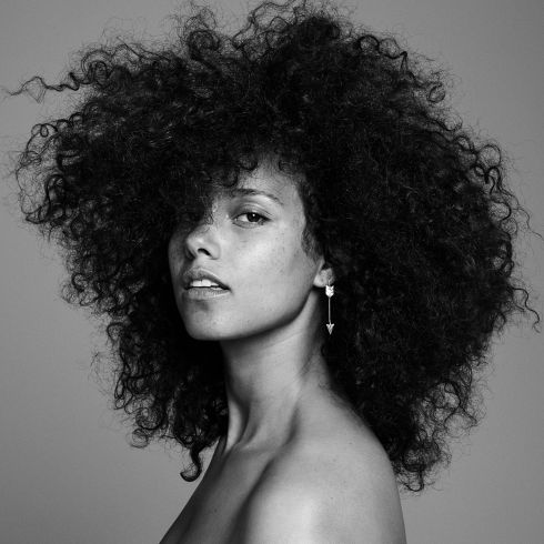 Alicia Keys and her new album Here | Look at RE and PSHCE  Alicia Keys