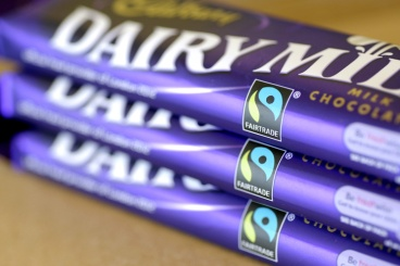 Cadburys Dairy Milk Fair Trade chocolate bars  - 14 Jul 2009