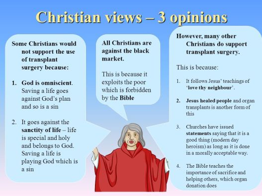 Christian+views+–+3+opinions