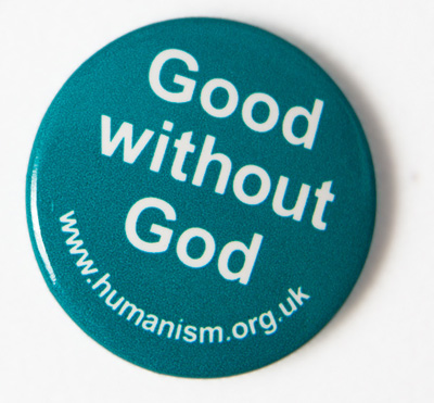 Badge - Good Without God