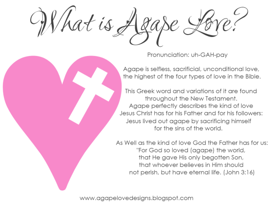 about agape