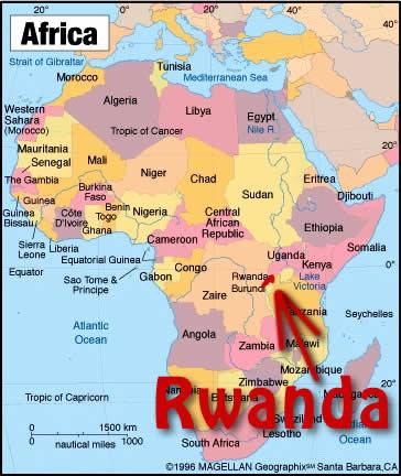 africa and rwanda
