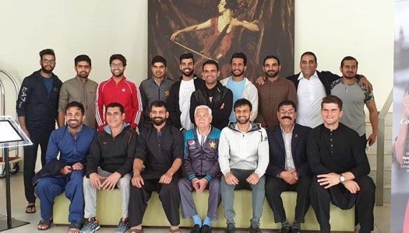 eid prayers cricket